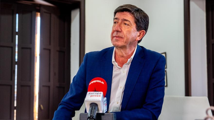 Marín espera repetir el Gobierno PP-Cs