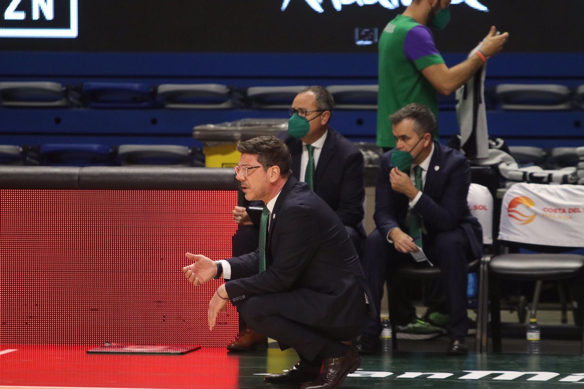 El Unicaja se despide de la Eurocup con una derrota contra el Mónaco.
