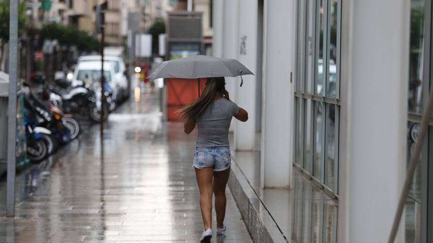 El tiempo en Alicante: La provincia inicia septiembre con la amenaza de una gota fría