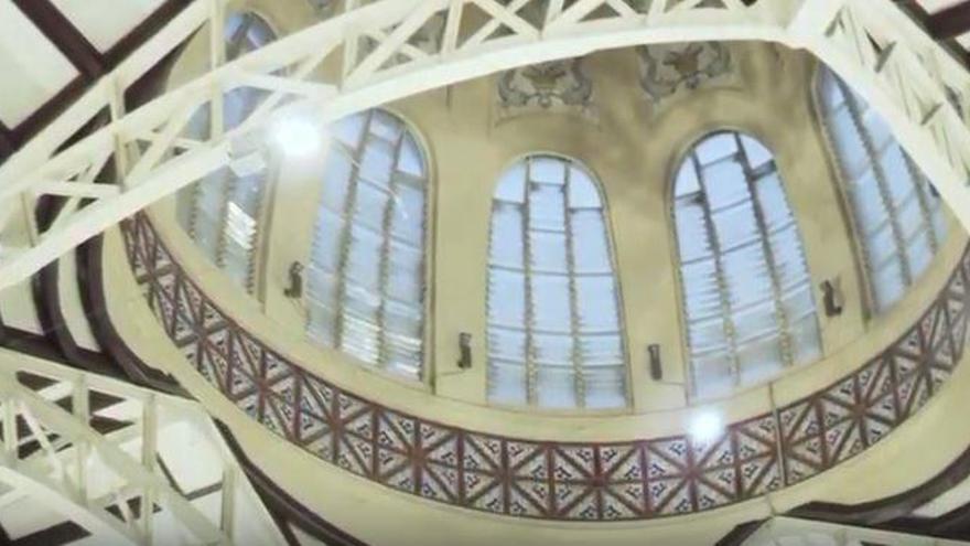 Un edificio de València, entre los más bonitos de España