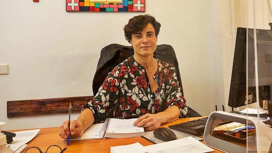 Maite Barchín: «Cáritas no tiene fondos para seguir comprando alimentos frescos»