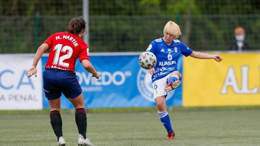 """El Oviedo Femenino arropa a Yuki tras el incidente racista: """"Lo condenamos de manera rotunda"""""""