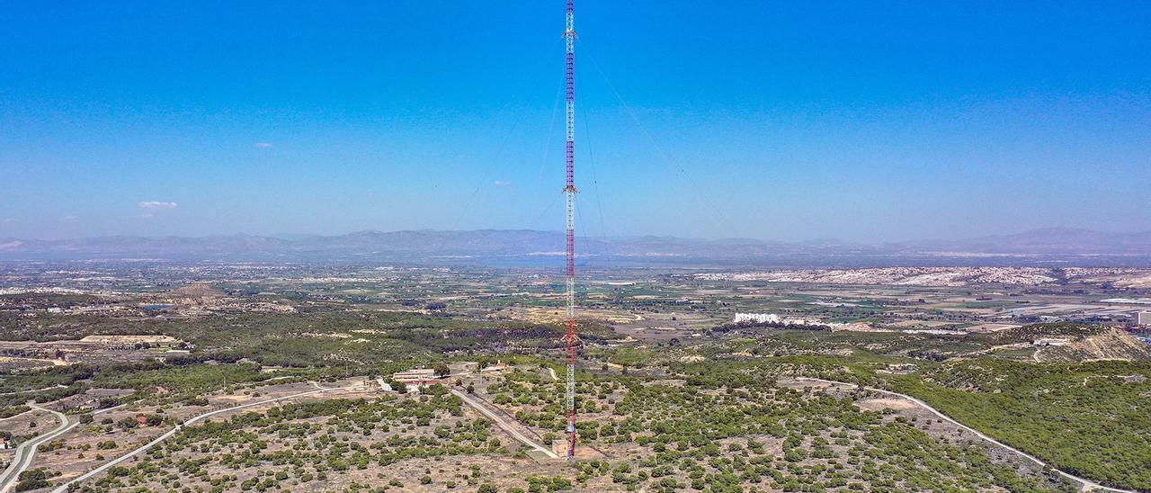 Los 380 metros de la «torre de los americanos».