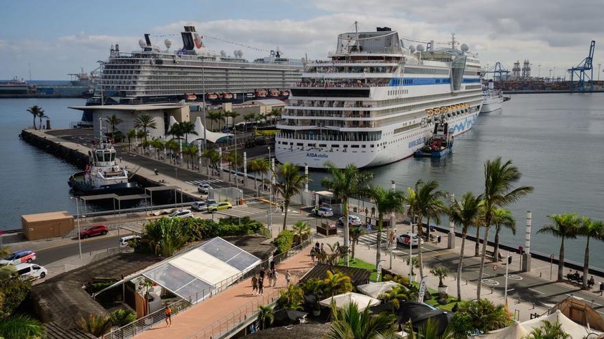 Nueva terminal de cruceros para Las Palmas