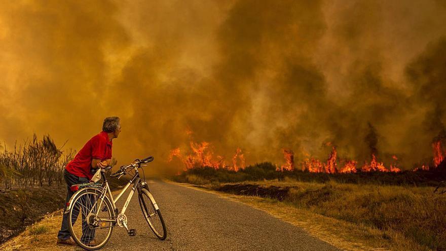 La Xunta formará a vecinos del rural para que sepan autoprotegerse ante un incendio