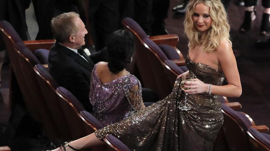 La gala de los Oscars en imágenes