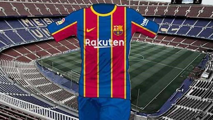 Nike retira la nueva camiseta del Barça porque destiñe