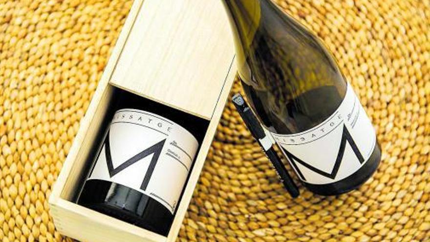 Sant Pere recupera los vinos Missatge