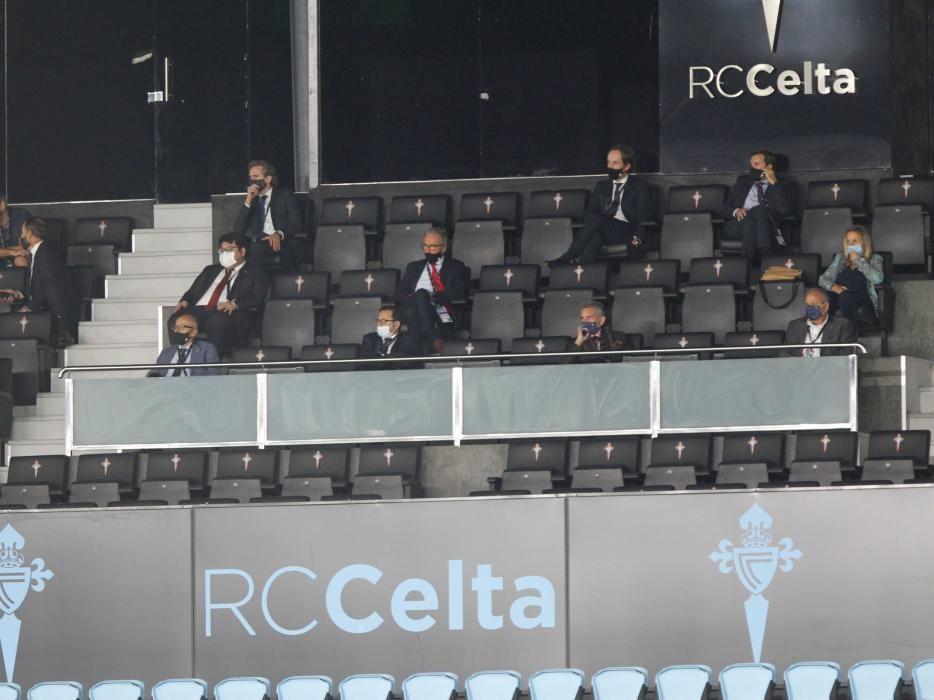 Las mejores imágenes del encuentro disputado en Balaídos por vigueses y valencianos.
