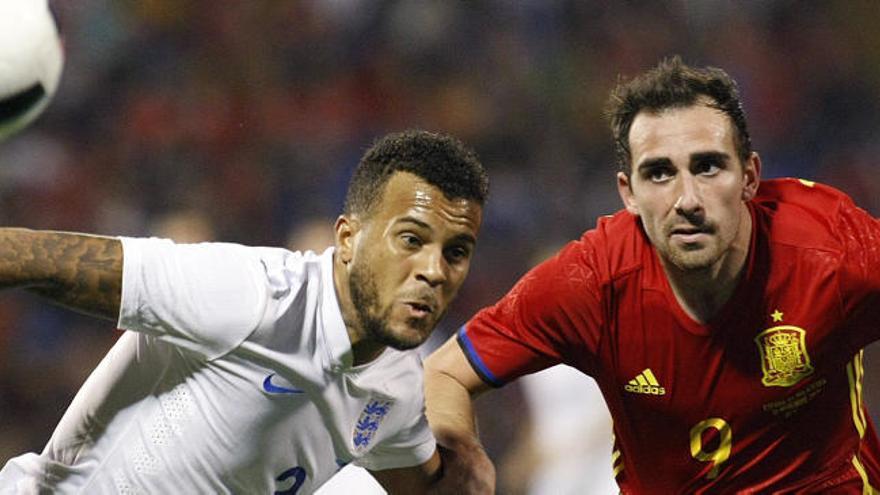 Alineación de la selección española ante Gales