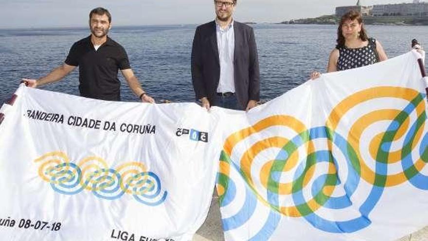 La Liga ACT vuelve a A Coruña con 4 pruebas en 2 días