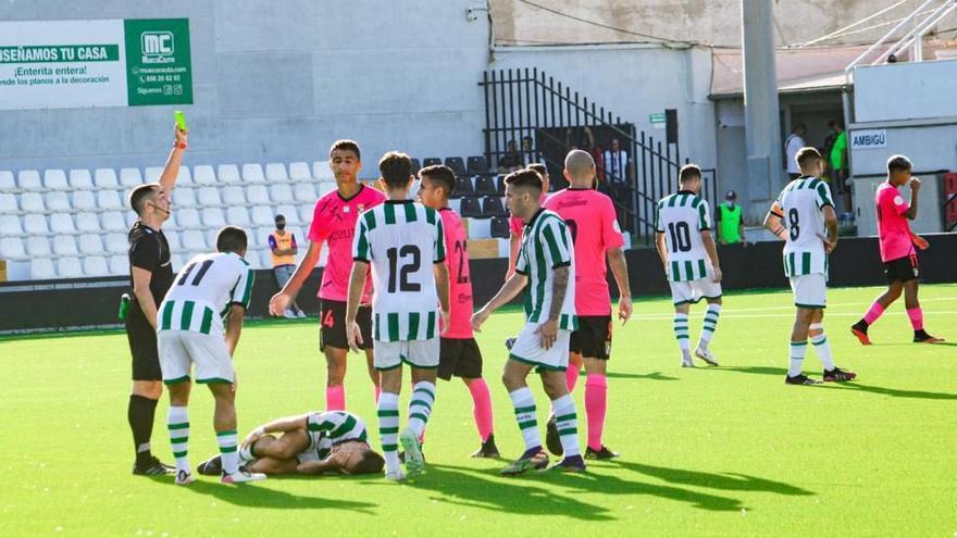 El Córdoba B se estrena con un punto en Ceuta