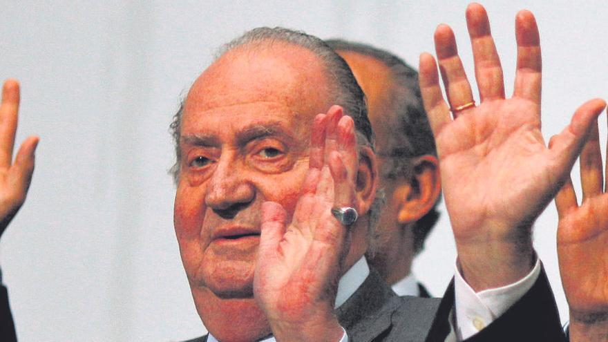 El rey emérito presenta ante Hacienda una regularización fiscal voluntaria