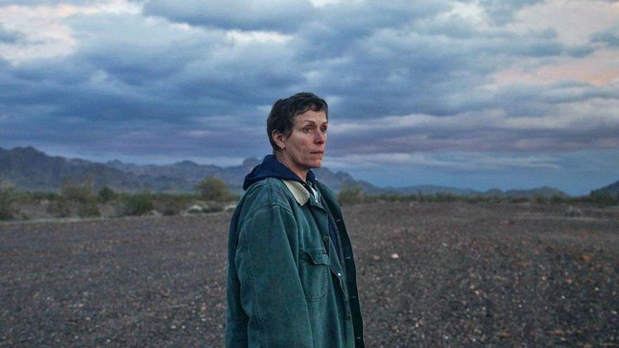 Los críticos impulsan a «Nomadland» como favorita para los Óscar
