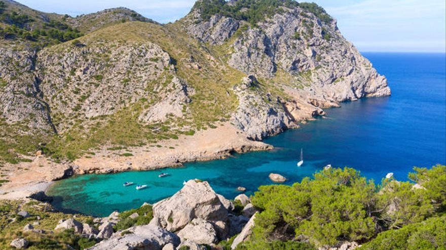 Mallorca como nunca la habías visto