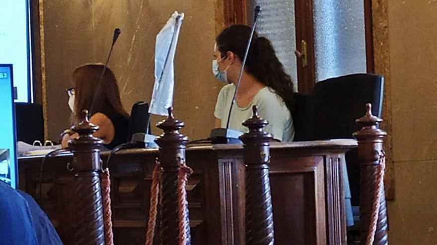 La joven de Ibiza sufre un trastorno pero es consciente de sus actos