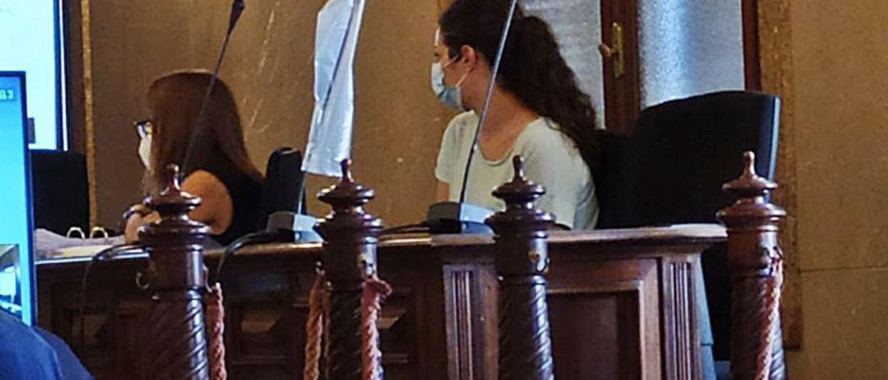 La joven de Eivissa sufre un trastorno pero es consciente de sus actos
