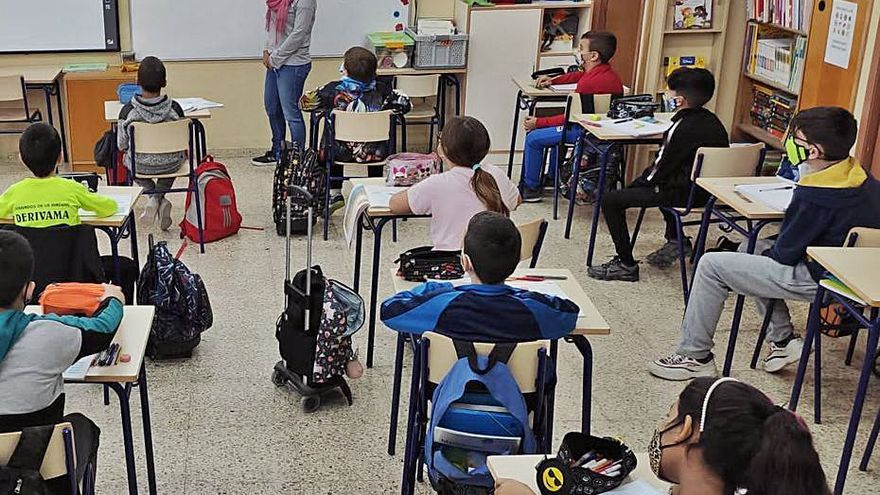 Llopis reabre la guerra con Marzà: Alicante pide reducir a tres las zonas para elegir colegio