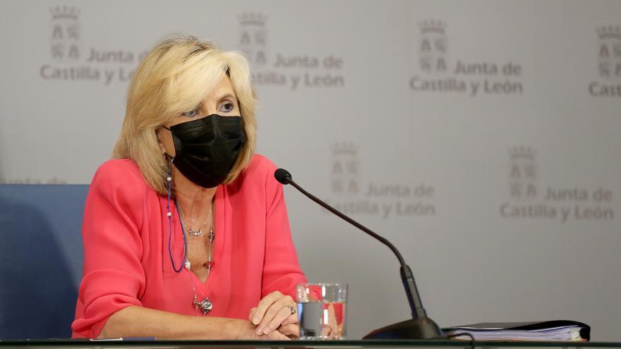 Verónica Casado es partidaria de continuar la vacunación por edades