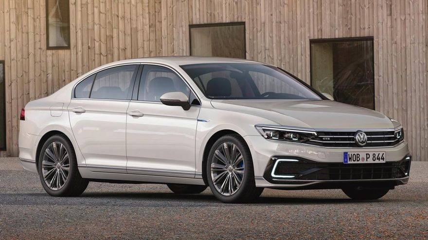 Volkswagen eliminará el Passat sedán