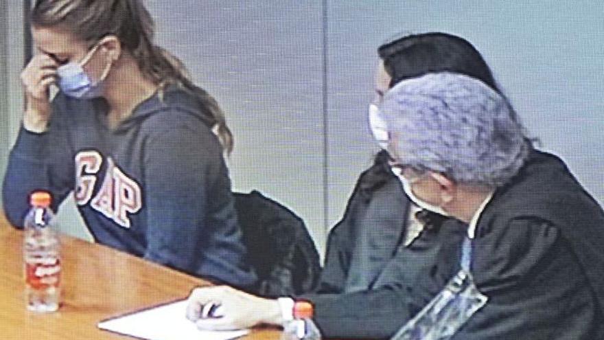 La viuda asesina de Valencia, condenada a 22 años, y su amante, a 17