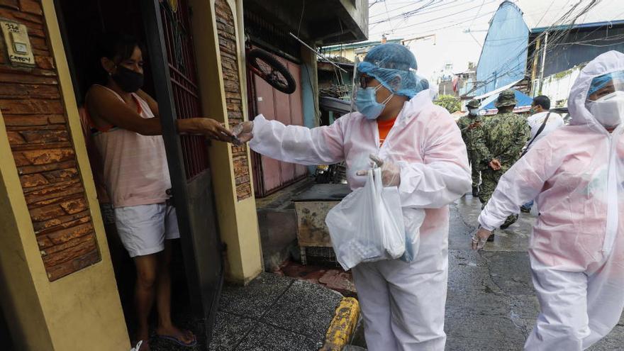 Más de 18 millones de contagios en el mundo