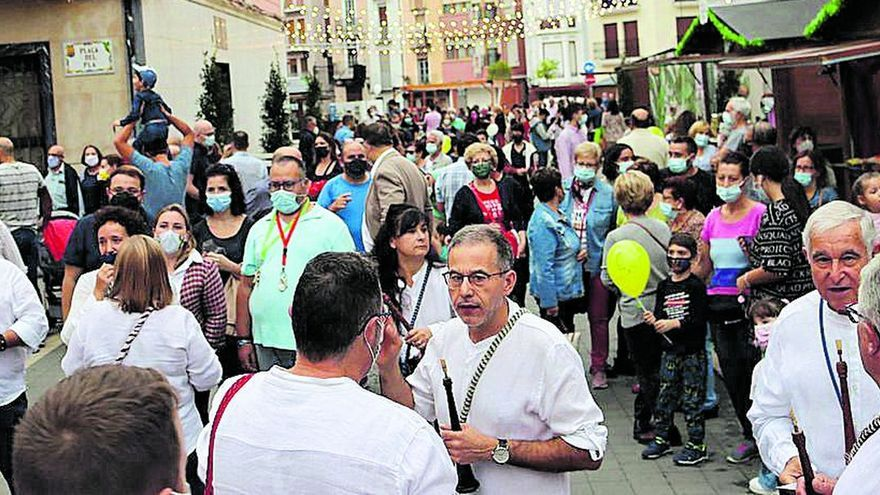 Onda inaugura la Fira de Sant Miquel con éxito de público