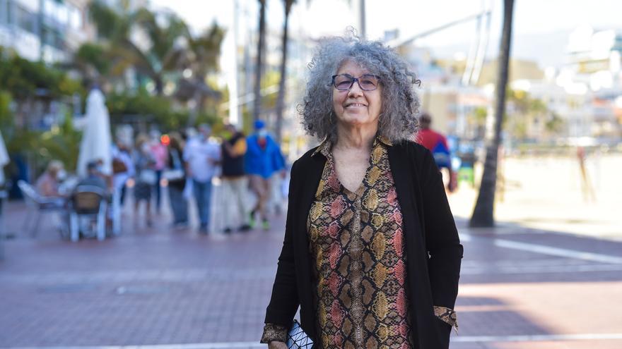 """Sila Sánchez: """"Se  aprende un discurso feminista, pero sin conciencia de la lucha"""""""