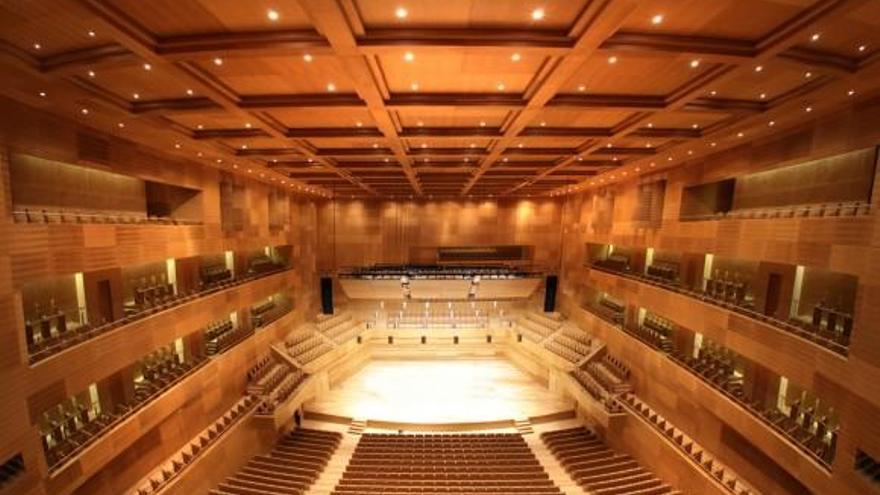 Una sala del auditorio Miguel Delibes llevará el nombre de López Cobos