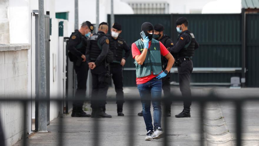 Un exconcejal del PP de Algeciras, entre los 23 detenidos por tráfico de drogas