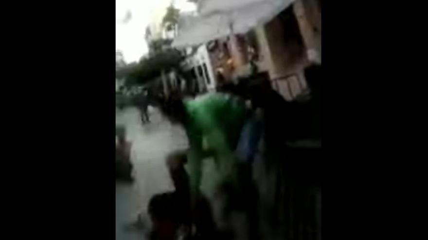 Preocupación entre vecinos de Arrecife por las peleas callejeras