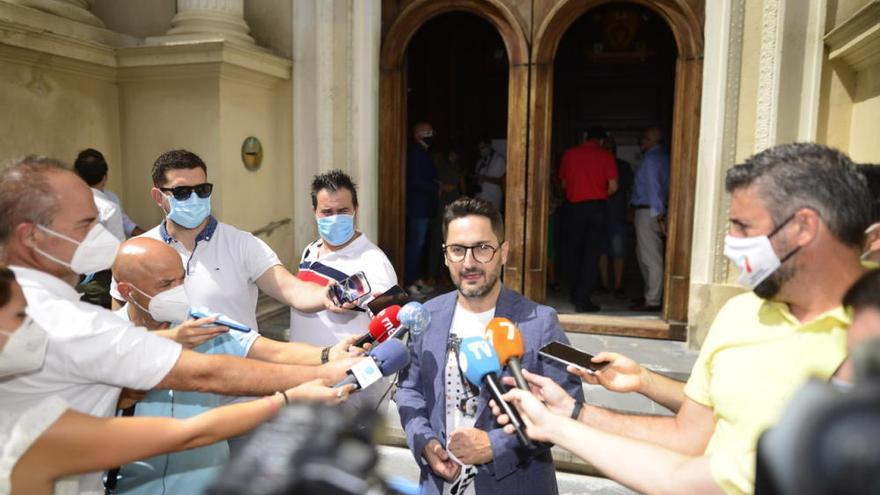 """""""La patrona estuvo con el FC Cartagena en la tanda de penaltis"""""""