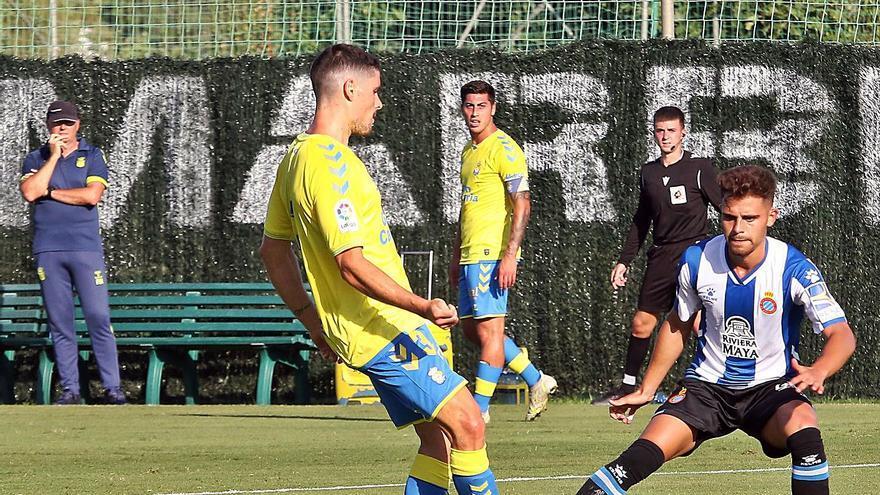 Sergio Ruiz ya entrena en  su domicilio en Cantabria