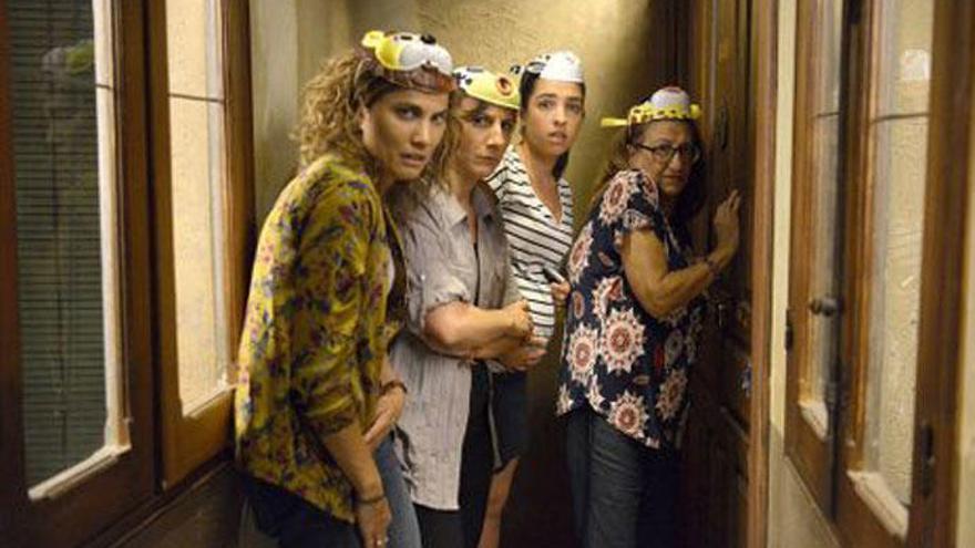 Telecinco estrenará la serie 'Señoras del (h)AMPA' este miércoles