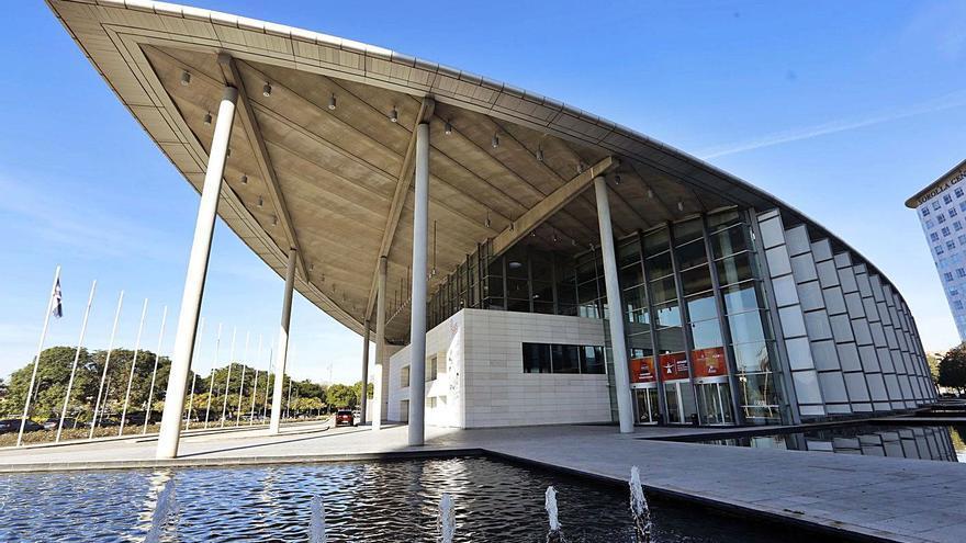 El Palacio de Congresos denuncia una estafa  telemática de 21.000 euros