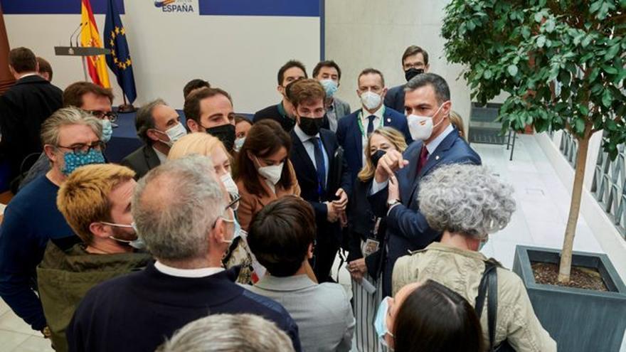 Sánchez reclamará más ambición ante la tibia respuesta de Bruselas a los precios de la luz