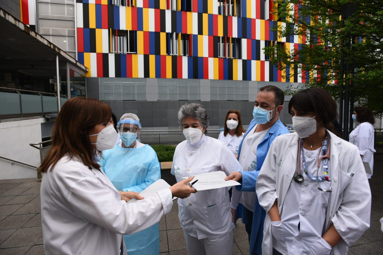 Doble agresión a personal del centro de salud del Sector Sur