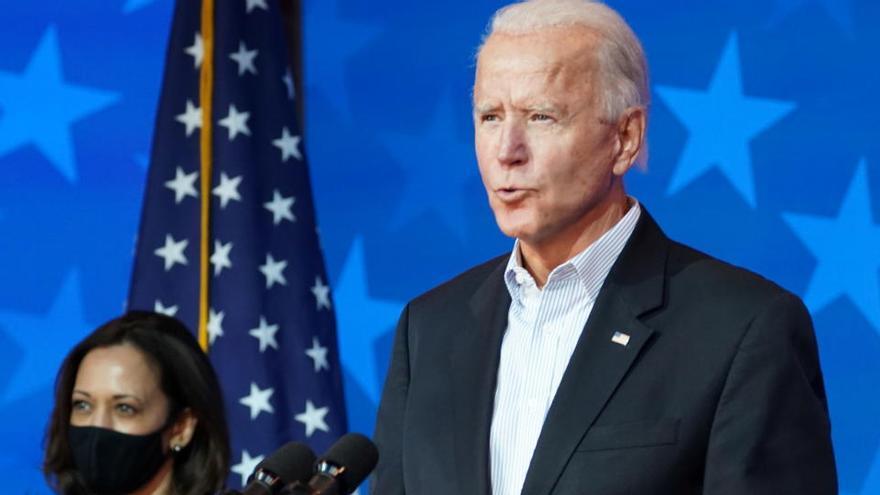 Biden supera Trump a Geòrgia i està a tocar dels 270 vots electorals que li donarien la presidència