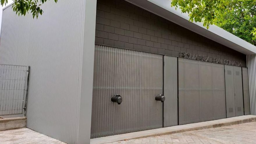 Instal·len una xarxa de calor alimentada amb biomassa per a diversos equipaments de La Balconada