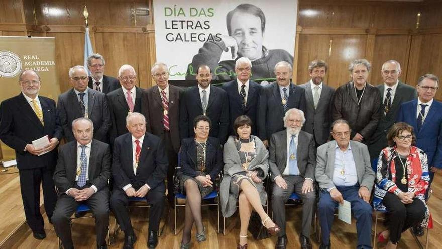 Xinzo de Limia proxecta a Galicia soñada de Carlos Casares e eríxese como capital cultural