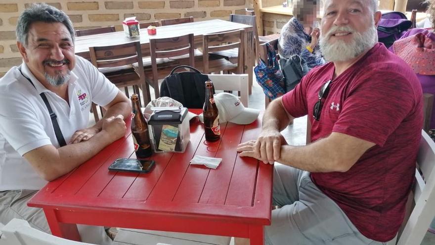 Viaje en autobús por la  Chiapas del narcotráficopara poder volver a  casa