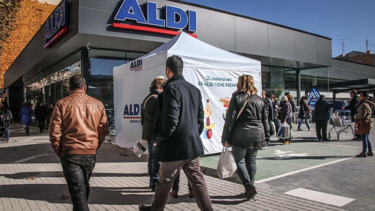 Aldi y Lidl comienzan a vender test de antígenos en sus supermercados