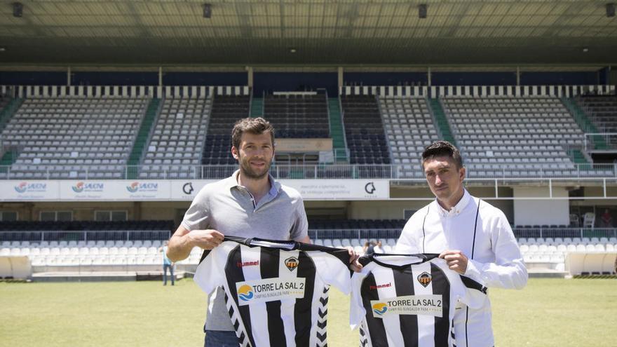 Dealbert y Pablo Hernández se echan a un lado en el Castellón