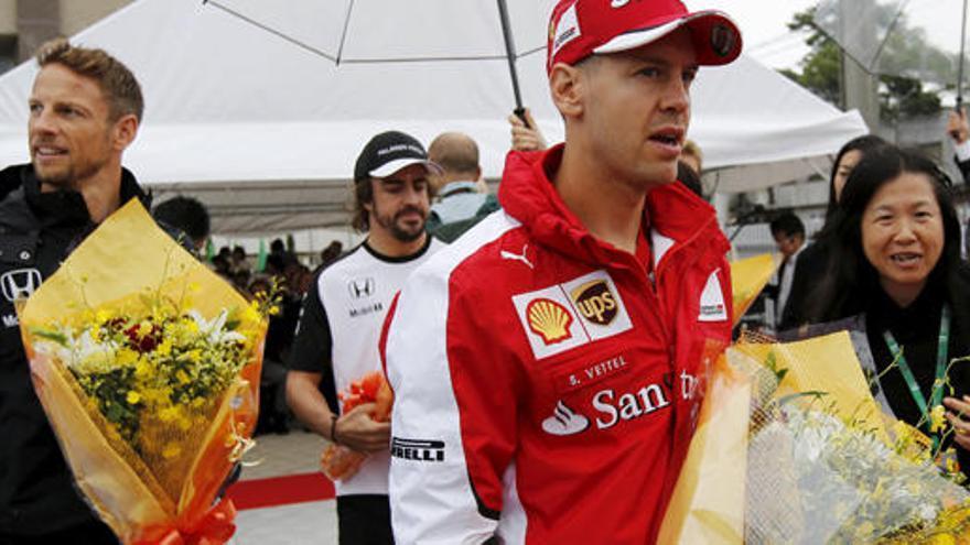 La F1 regresa a Japón un año después del accidente de Bianchi