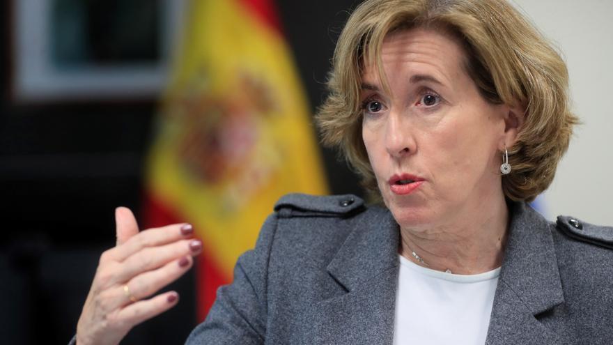 Dimite Ana de la Cueva, secretaria de Estado de Economía