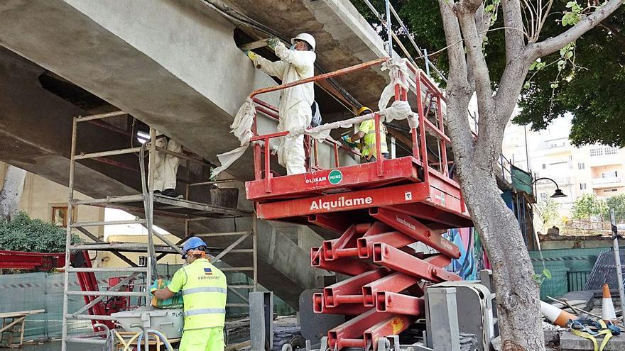 El segundo puente de San Andrés se construirá donde está la pasarela militar