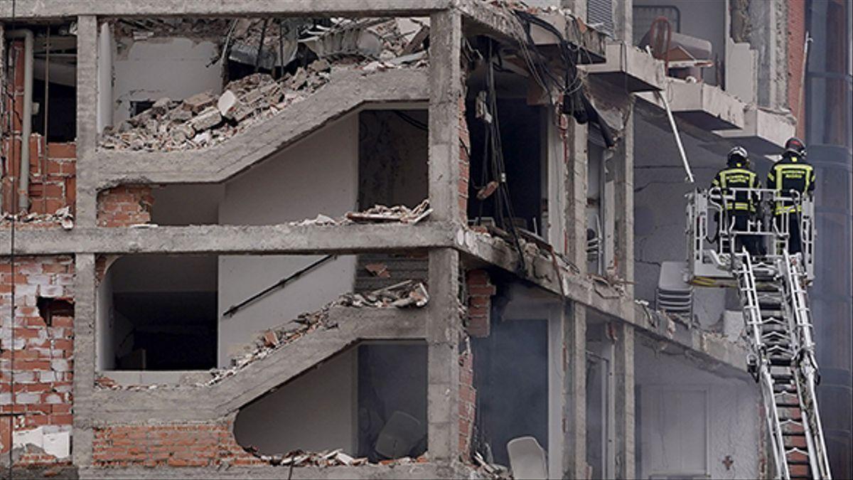 Muere el sacerdote herido en la explosión de Madrid