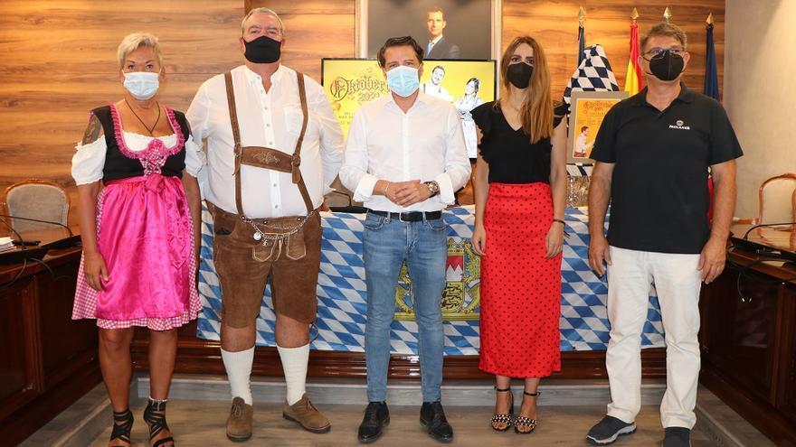 Torrox tiene todo preparado para celebrar la mejor Oktoberfest del sur de Europa