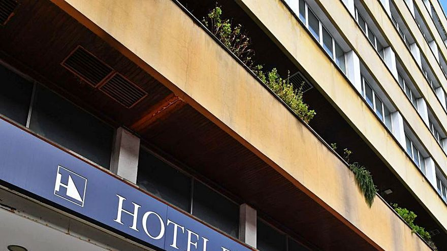 """Los hoteles reclaman """"un rescate"""" ante el momento """"más crítico"""" de la pandemia"""