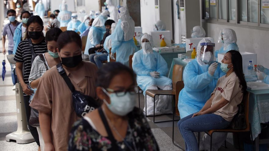 La pandemia deja ya más de tres millones de fallecidos en todo el mundo
